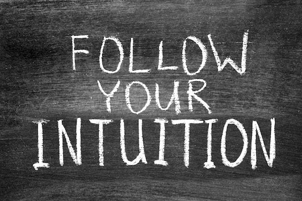 Intuition oder Verstand