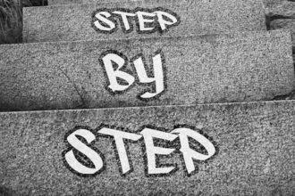In kleinen Schritten denken