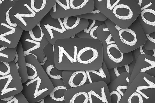 Nein-sagen
