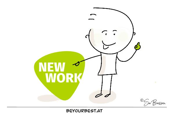 New Work - Die Zukunft der Arbeit