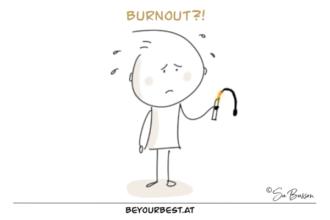 Burnout Anzeichen