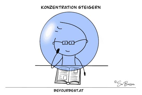 Konzentration steigern