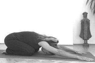 Rückenschmerzen-Stress-Yoga