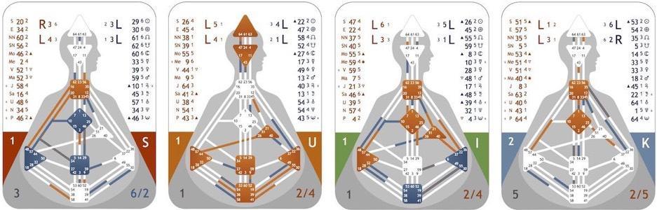 Human-Design-Matrix