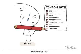 Stress macht produktiv