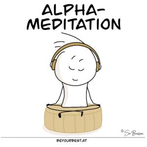 Meditation Alpha-Zustand