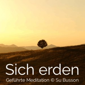 Meditation-Erdung