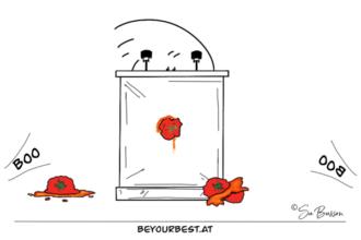 Destruktive Kritik