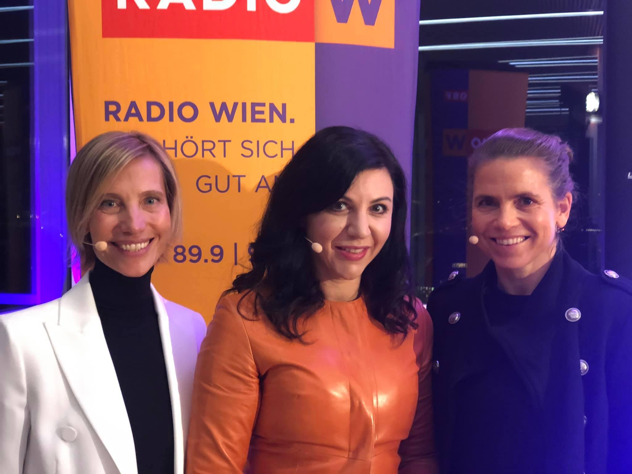 Radio-Wien-Interview